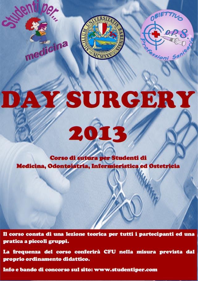 Day Surgery 2013 - StudentiPer