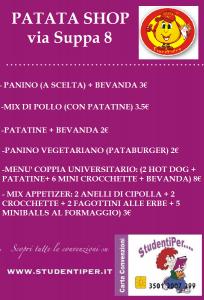 locandina patata shop