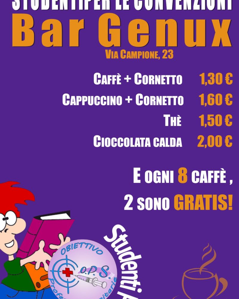 Bar Genux