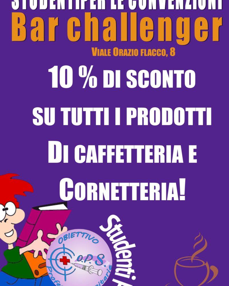 Bar challenger
