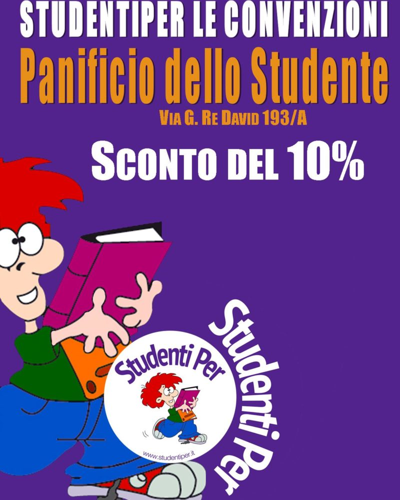 panificio dello studente